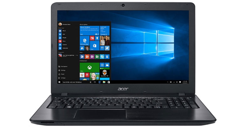Acer Aspire E 15 - Best Laptops For QuickBooks