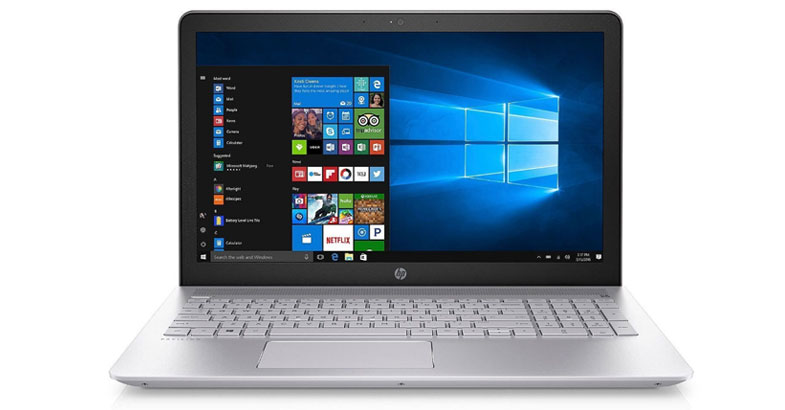 HP Pavilion 15 - Best Touchscreen Laptops Under $600