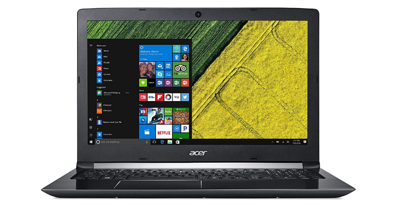 Acer Aspire 7 - Best Laptops For Graphic Design Students