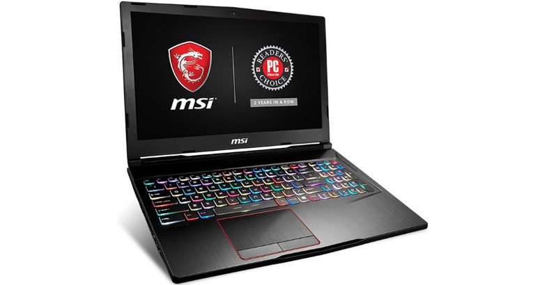 MSI GE63 Raider RGB-010 - Best Gaming Laptops Under $2000