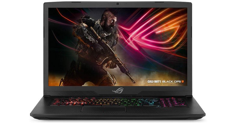 ASUS ROG Strix Scar Edition - Best Intel Core i7 Processor Laptops
