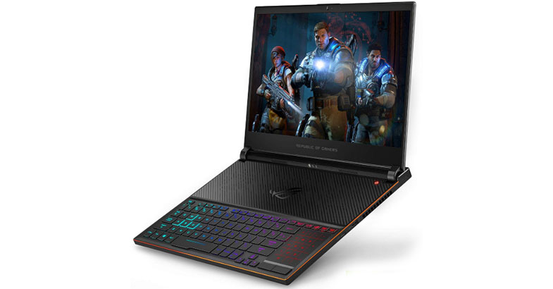 ASUS ROG Strix Hero II - Best Gaming Laptops Under $2000
