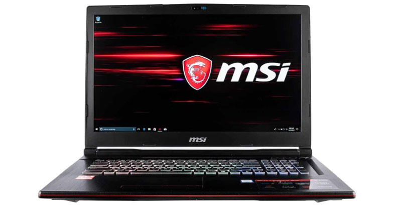 MSI CUK GP73 Leopard - Best Gaming Laptops Under $2000