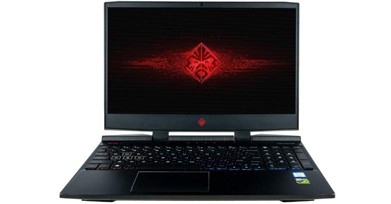 HP CUK OMEN 15t - Best Gaming Laptops Under $2000
