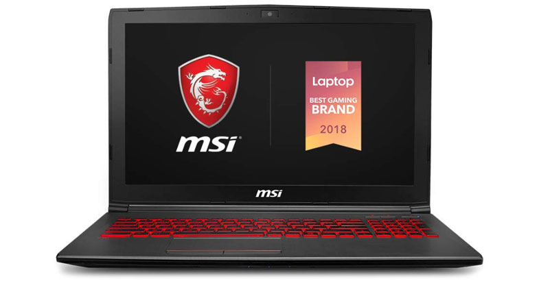 MSI GV62 8RD-276 - Best Laptops For Electrical Engineering Students