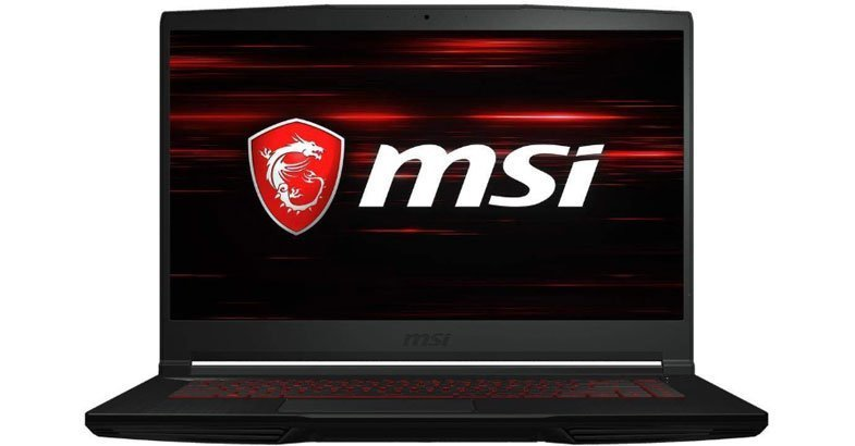MSI GF63 - Best Gaming Laptops Under $1200
