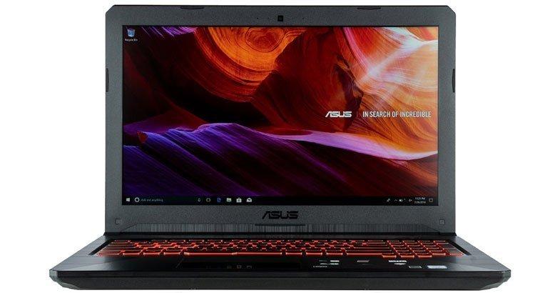 ASUS CUK TUF FX504GE - Best Gaming Laptops Under $1500