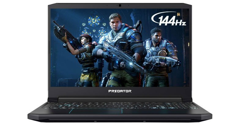 Acer Predator Helios 300 - Best Laptops For Graphic Design Students