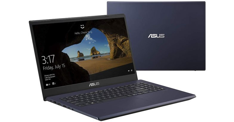 ASUS VivoBook K571 - Best Laptops For Graphic Design Students