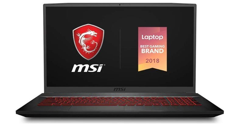 MSI GL738RC032 8RC-032 - Best Gaming Laptops Under $1200