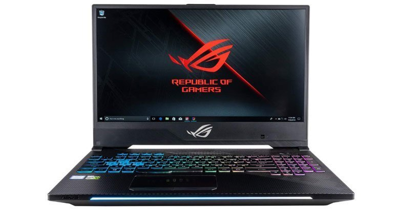 CUK ASUS ROG Strix Scar II GL504GS - Best Gaming Laptops Under $2000