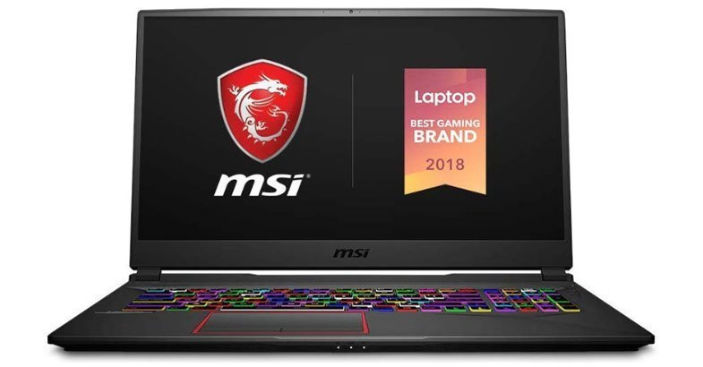 MSI GE75 Raider-286 - Best High Performance Gaming Laptops Under $2000