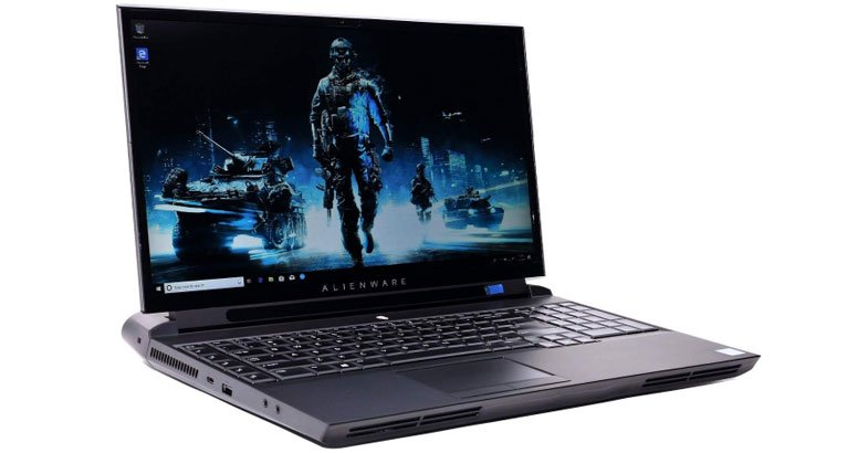 Dell Alienware Area 51M - Best Gaming Laptops Under $3000