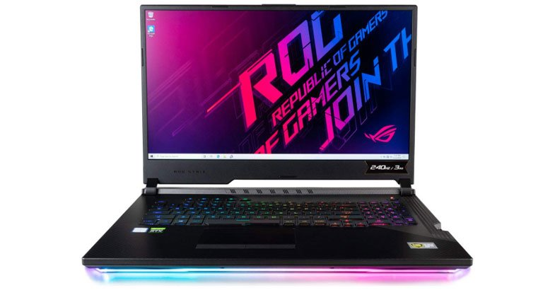 CUK ASUS ROG Scar III G731GW - Best Gaming Laptops Under $3000