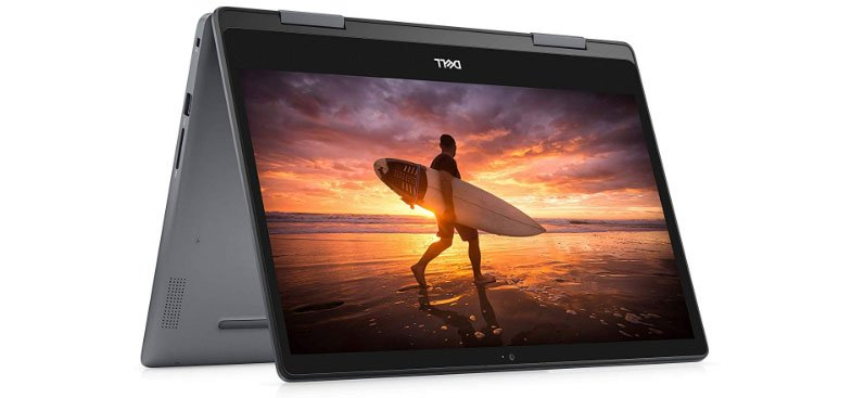 Dell Inspiron 14 5481 - Best 2 In 1 Convertible Laptops Under $400
