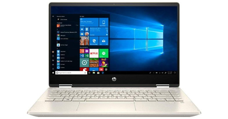 HP Pavilion x360 - Best Laptops Under $700