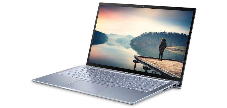 ASUS ZenBook 14 - Best Thin & Light Intel Core i7 Processor Laptops