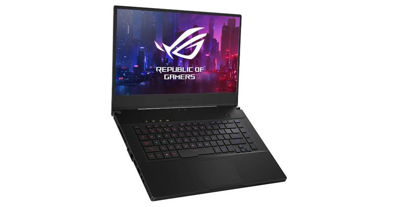 ASUS ROG Zephyrus M - Best Laptops For Mechanical Engineering Students
