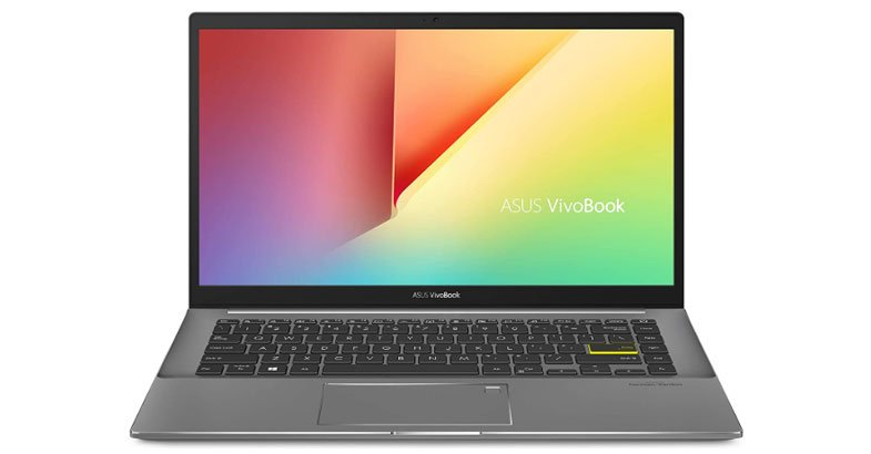 ASUS VivoBook S13 - Best Laptops For Video Conferencing