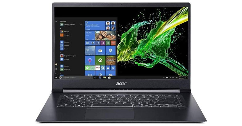 Acer Aspire 7 - Best Gaming Laptops Under $1000