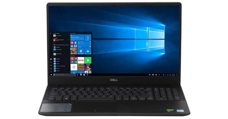 Dell Inspiron 7590 - Best Gaming Laptops Under $800