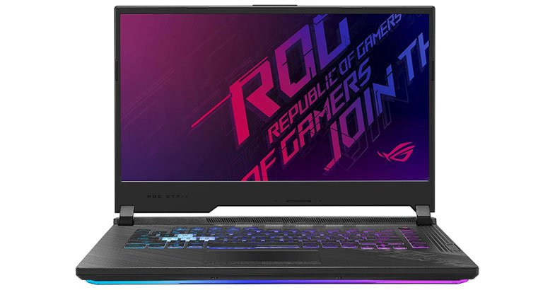ASUS ROG Strix G15 - Best Laptops For Mechanical Engineering Students