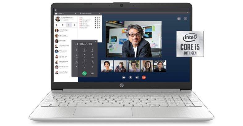 HP 15-dy1036nr - Best Touchscreen Laptops Under $600