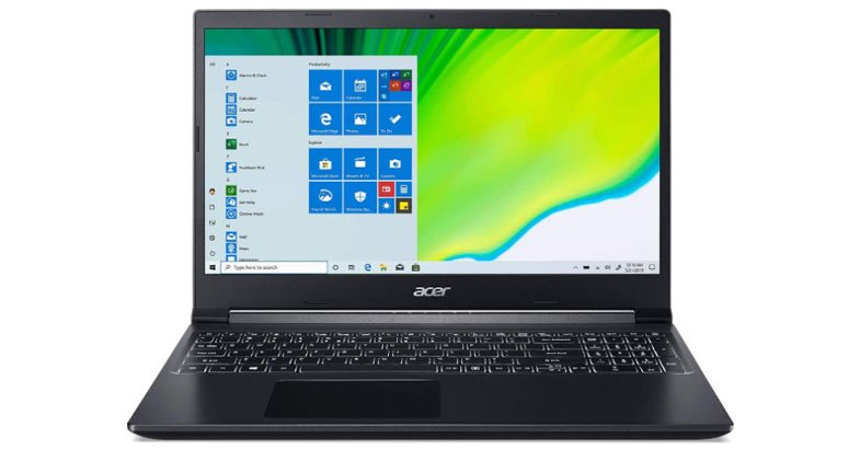 Acer Aspire 7 - Best Laptops Under $700