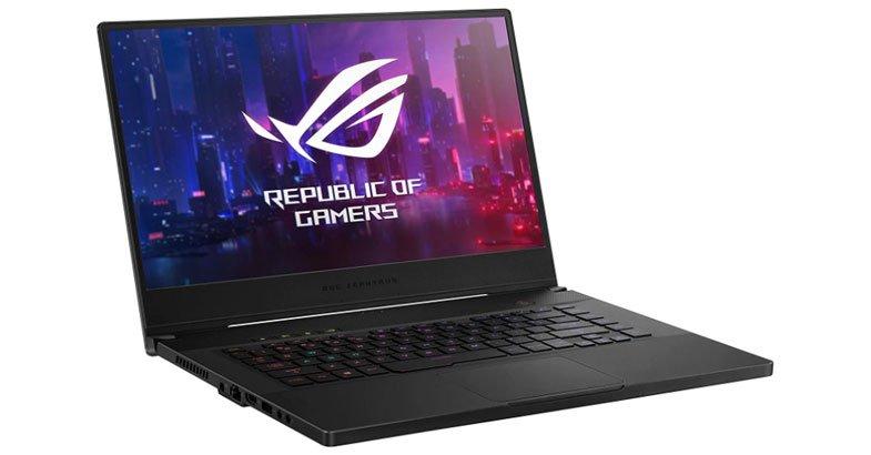 ASUS ROG Zephyrus M - Best Gaming Laptops Under $1500