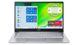 Acer Swift 3 Review (SF314-42-R9YN)