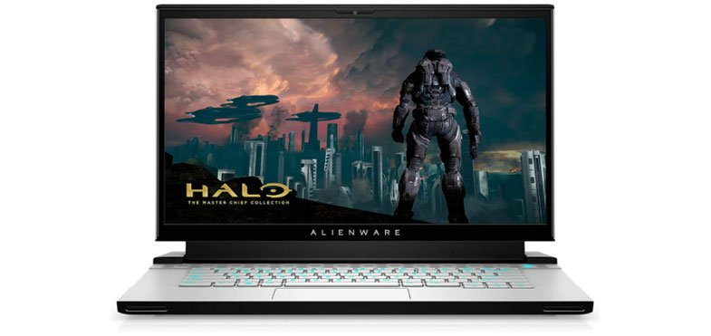 Alienware New M15 - Best Laptops For Graphic Design Students