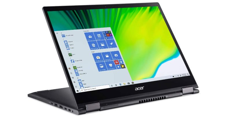 Acer Spin 5 - Best Laptops For Video Conferencing