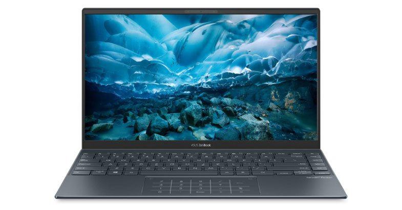 ASUS ZenBook 13 - Best Laptops For Writers
