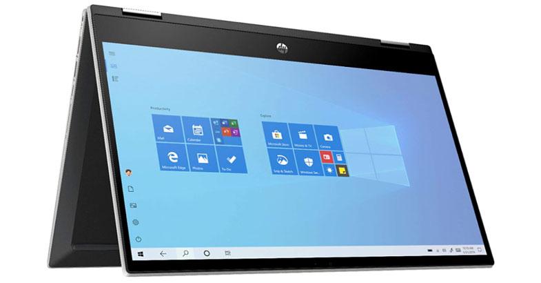 HP Pavilion X360 - Best 2 In 1 Convertible Laptops Under $400
