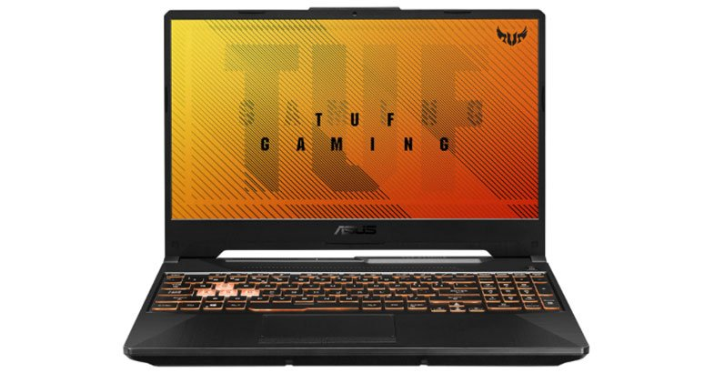 ASUS TUF A15 - Best Gaming Laptops Under $800