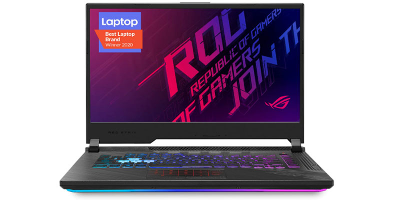 ASUS ROG Strix G15 - Best Laptops For Machine Learning