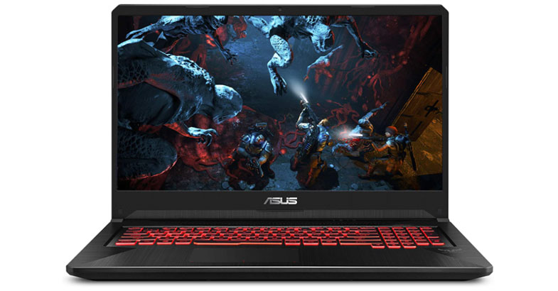 ASUS TUF FX705DY-EH53 - Best 17 Inch Laptops Under 1000