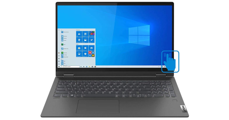 Lenovo Ideapad Flex 5 - Best 2 In 1 Convertible Intel Core i7 Processor Laptops