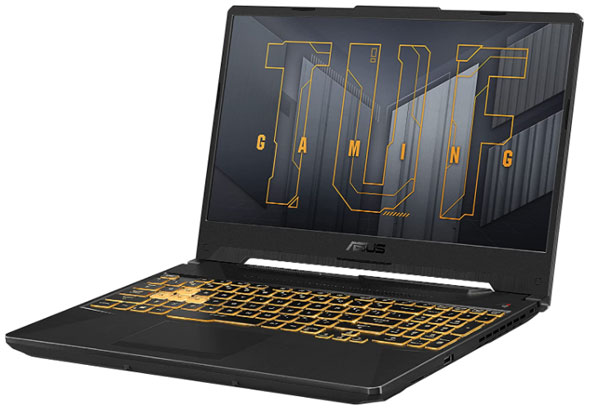 ASUS TUF Gaming F15 - Best Gaming Laptops Under $1200