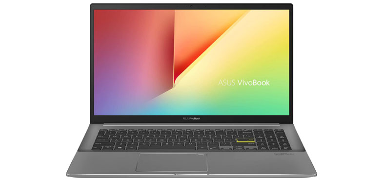 ASUS VivoBook S15 - Best Laptops For Kali Linux